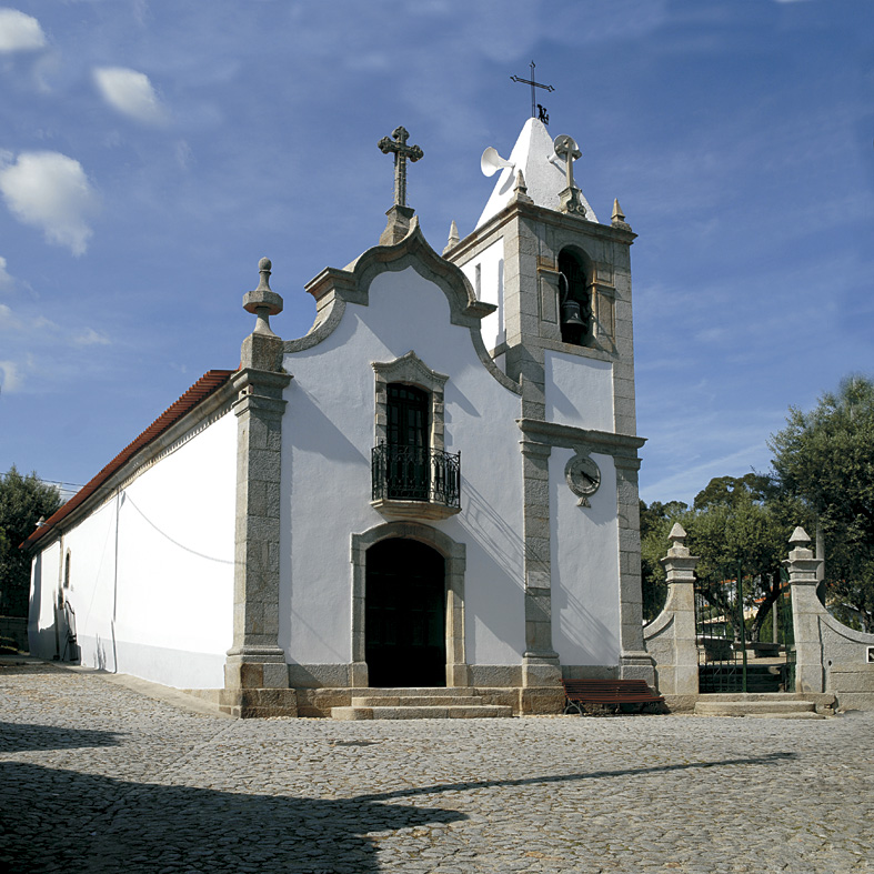 Igreja Nossa Senhora da Tosse - Folhadal